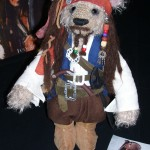 "Wettbewerbsteddy ""Jack Sparrow"""