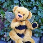 Teddybiene