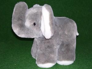 Ele, der Elefant