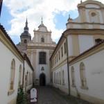 Franziskanerkloster mit Mariä-Himmelfahrt-Kirche