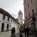 Altstadt und St. Mang