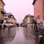 Riva im Regen