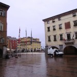 Plazzo Pretorio mit Rathaus