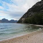 Ufer am Gardasee