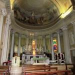 Altar und Freske