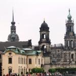Residenzschloß und Kirche
